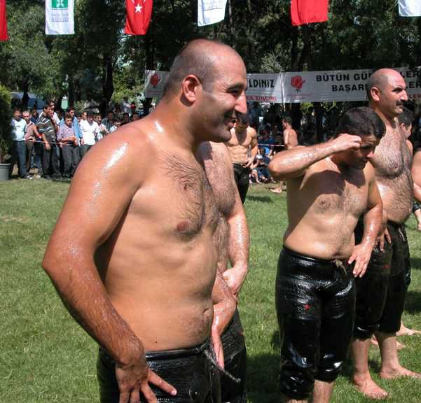 image Gay twinks oil wrestling first time i